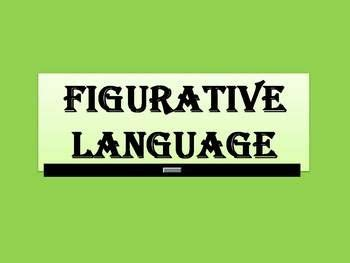 Literary and Figurative Language in Poetry essay topics